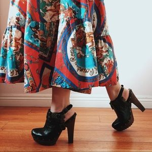 Sam Edelman clogs
